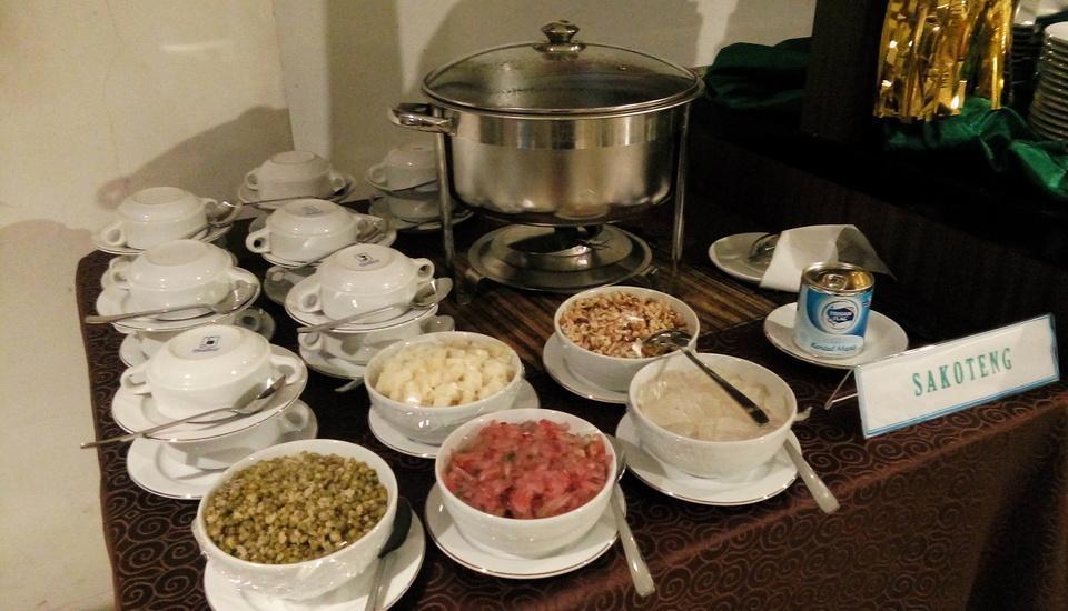 Grand Talita Hotel & Resort Cianjur - Prasmanan