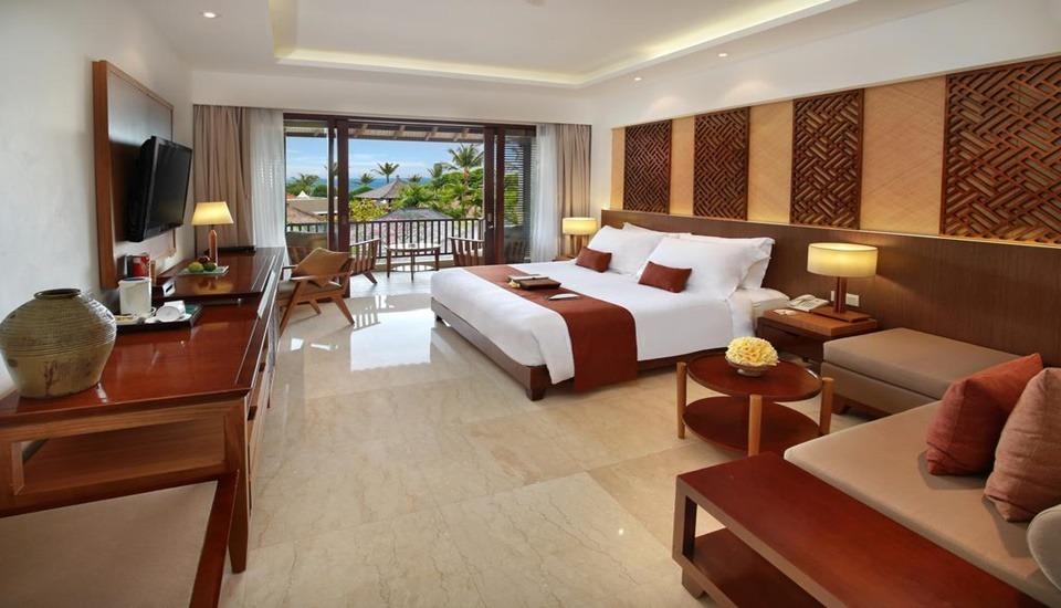 Bali Niksoma Boutique Resort Kuta - Deluxe Room Hot Deal Disc 5% - Non Refundable