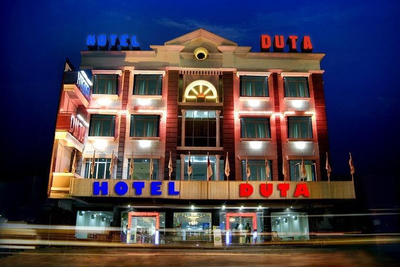 Hotel Duta Palembang - Tampilan Luar Hotel