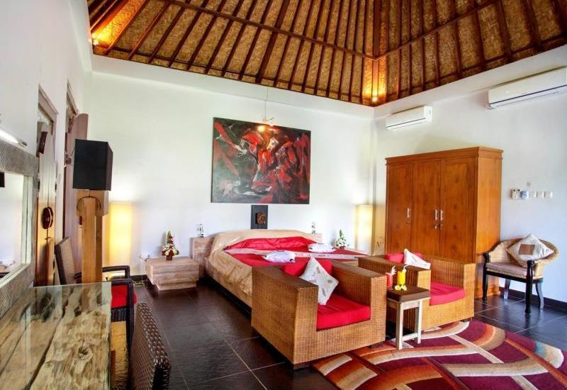 Umah De Ubud - Superior Garden One Bedroom Room Only Basic Deal