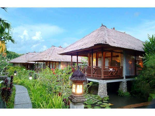 Santi Mandala Ubud - Garden Villa Hot deal Promo Domestic Rates