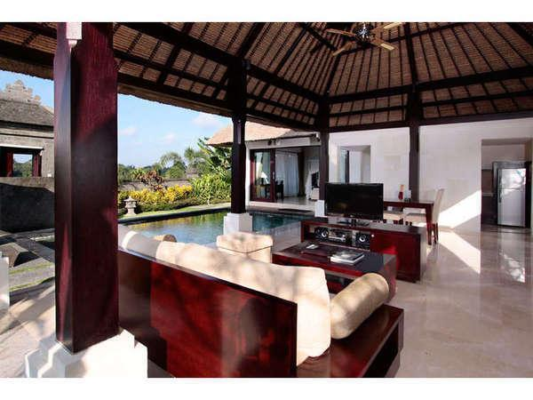 Santi Mandala Ubud - One Bedroom Luxury Pool Villa Hot deal Promo Domestic Rates