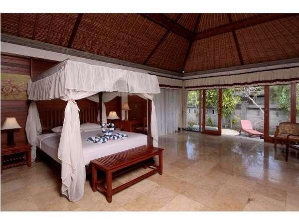 Santi Mandala Ubud - Plunge pool villa - interior