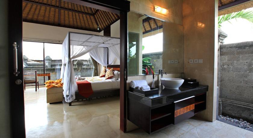 Santi Mandala Ubud - Kamar mandi