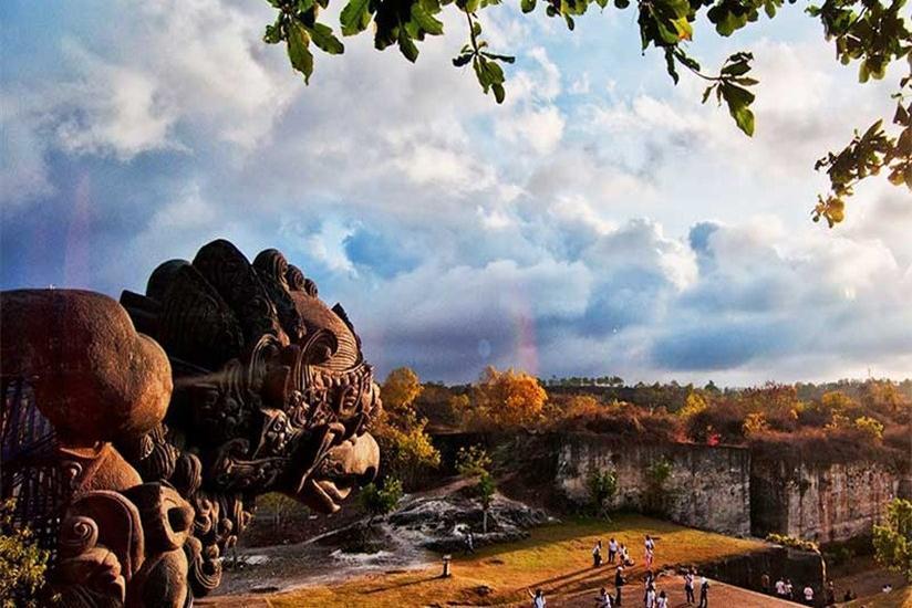 Anumana Bay View Bali - Garuda Wisnu Kencana