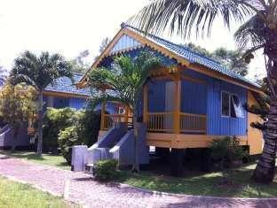 Cottage Permata Gading Resort Bengkulu - Tampak Luar