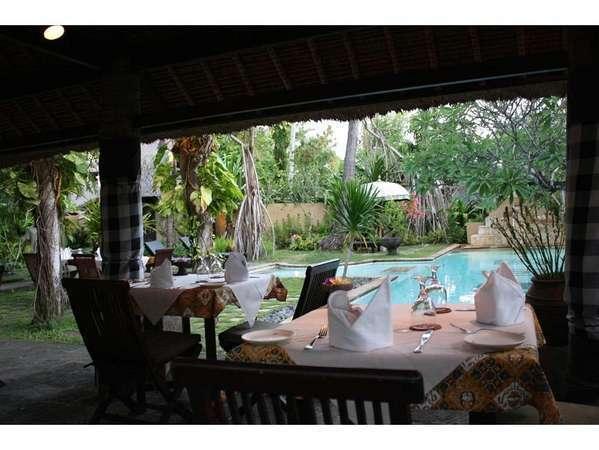 kaMAYA Resort Bali - Resturant