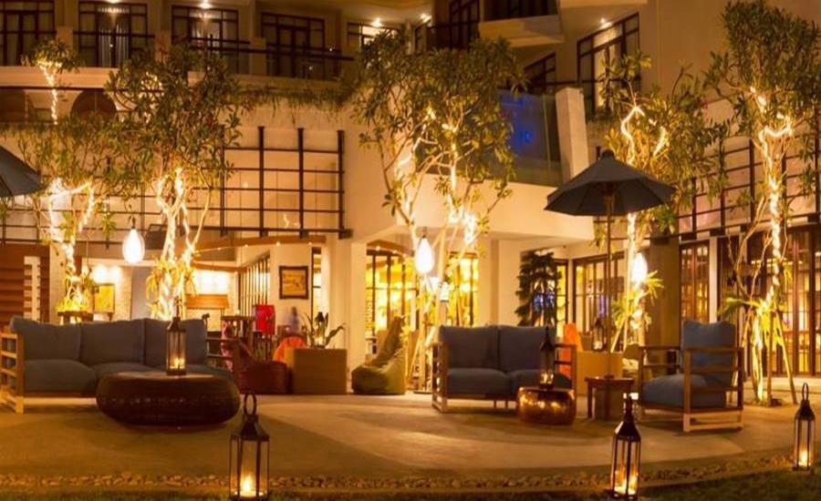 Wyndham Garden Kuta Beach Bali Bali - Eksterior