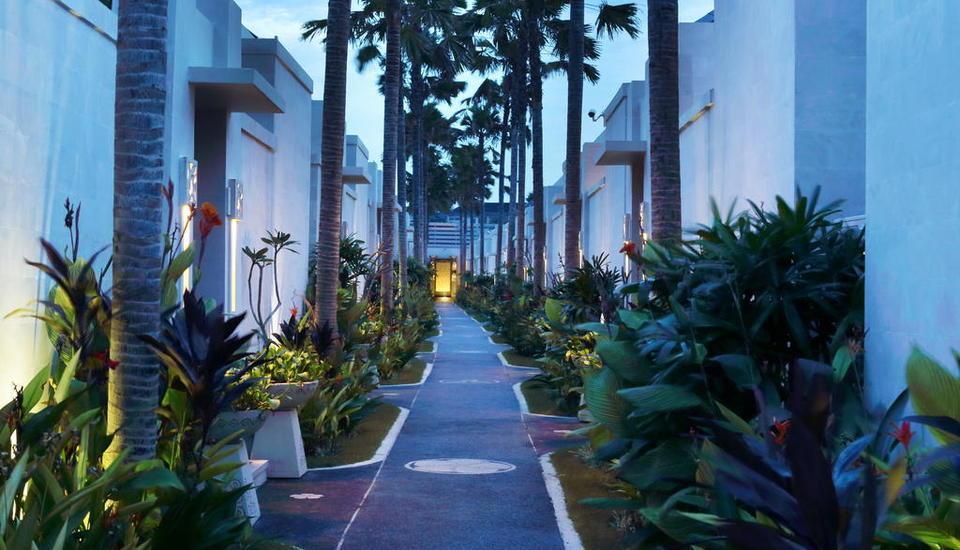 Daluman Villas Bali - Eksterior