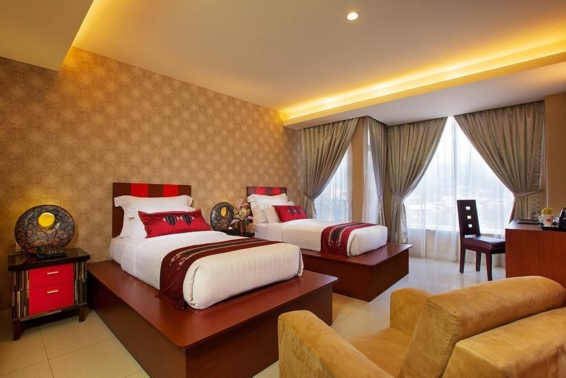 Lion Hotel & Plaza Manado - Deluxe City View