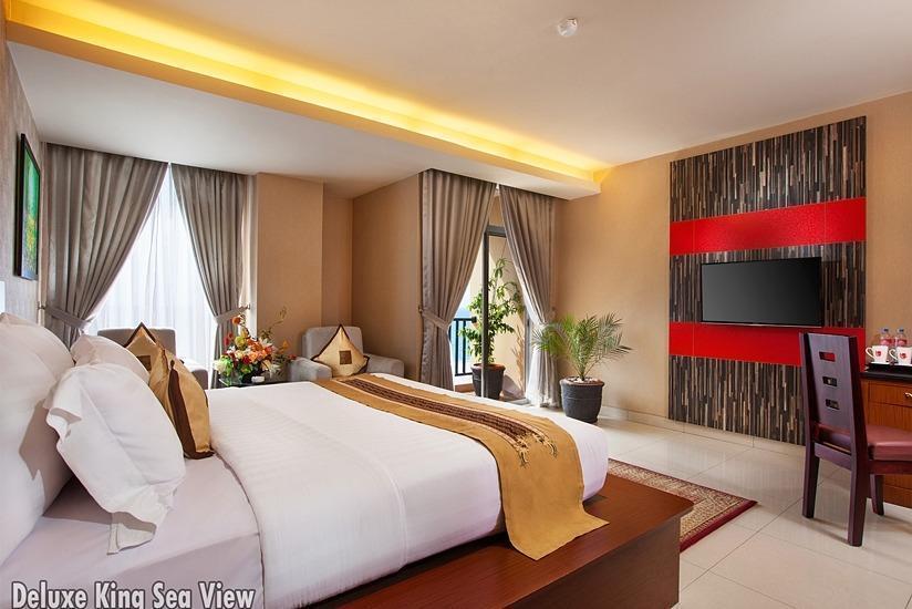 Lion Hotel & Plaza Manado - Deluxe Sea View