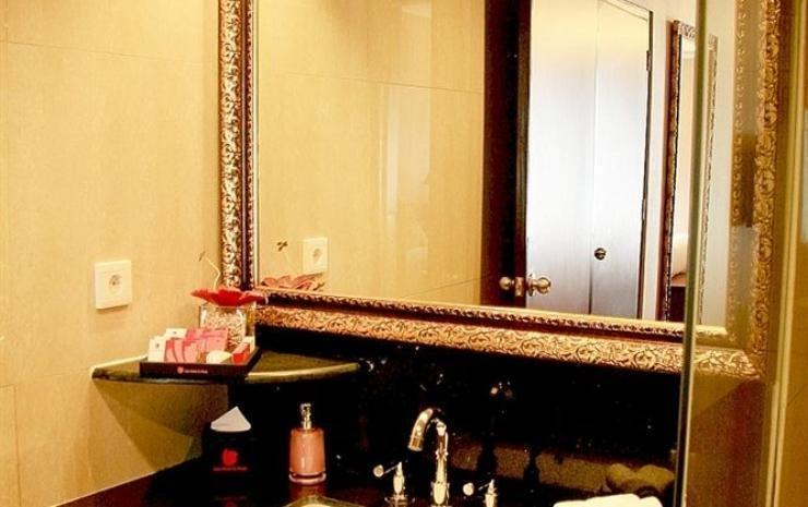 Lion Hotel & Plaza Manado - Kamar mandi