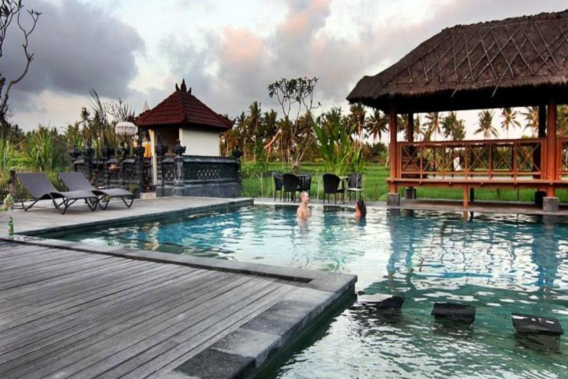 Suly Resort Bali - Kolam Renang