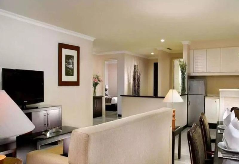 Hotel Kristal Jakarta - Three Bedroom