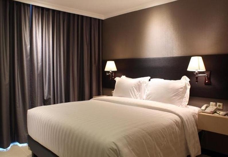 Hotel Kristal Jakarta - Kamar tamu