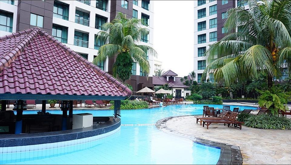 Kristal hotel Jakarta Jakarta - Pool