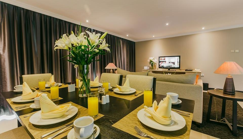 Kristal hotel Jakarta Jakarta - Room