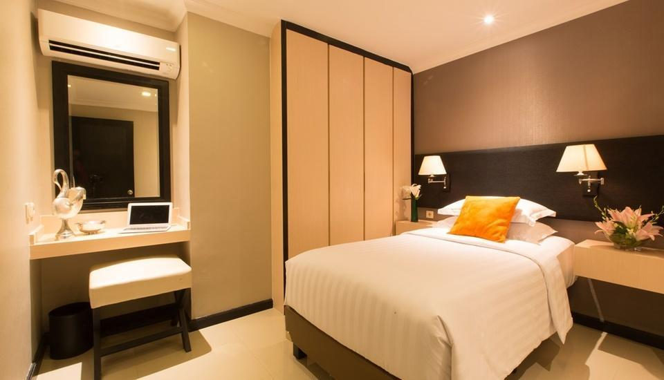 Kristal hotel Jakarta Jakarta - Two Bedroom Deluxe Regular Plan