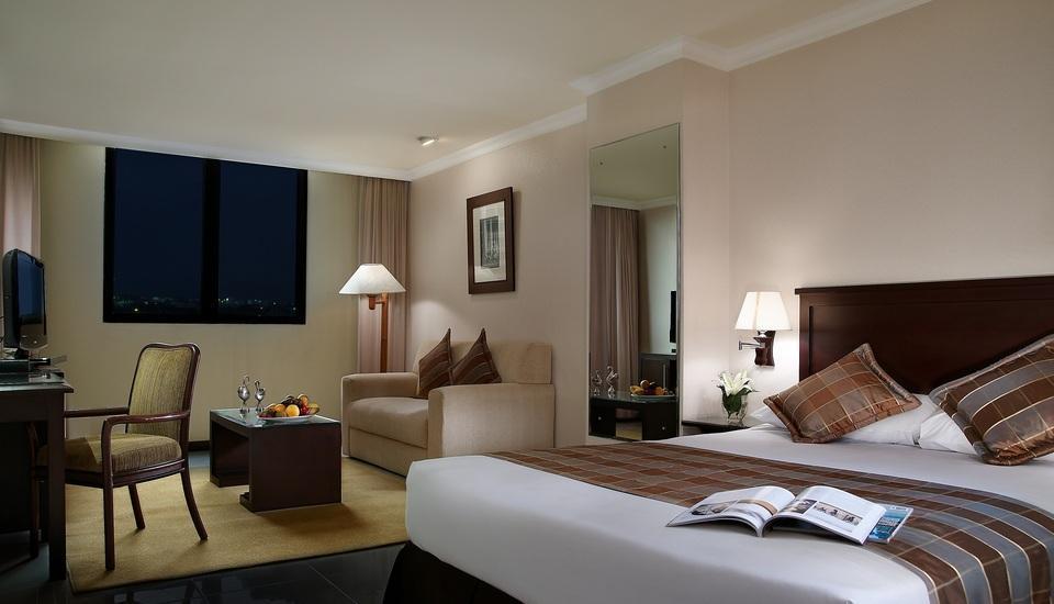 Kristal hotel Jakarta Jakarta - Two Bedroom Superior - Hanya Kamar Regular Plan