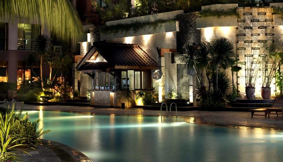 Kristal hotel Jakarta Jakarta - Kolam Renang
