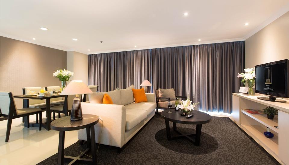 Kristal hotel Jakarta Jakarta - Ruang Tamu