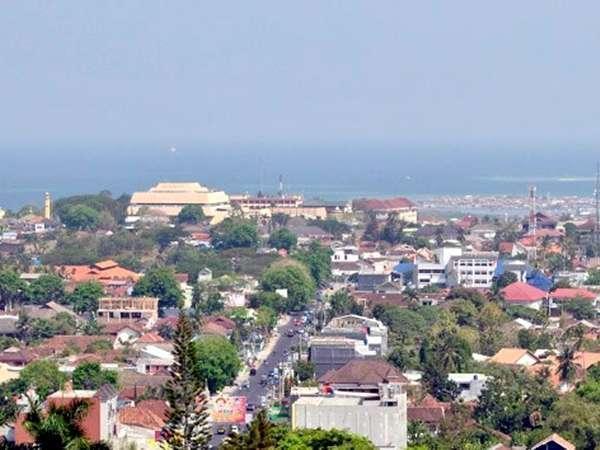 Emersia Hotel Lampung - Pemandangan kota