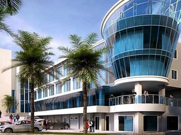 Emersia Hotel Lampung - Eksterior