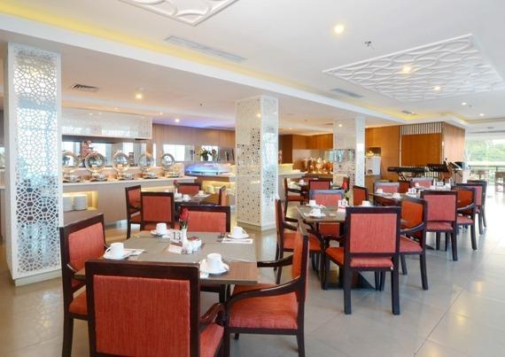 Emersia Hotel Lampung - Restoran Sapphire