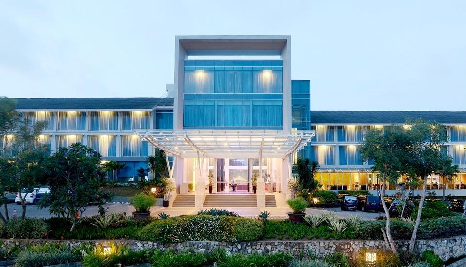 Emersia Hotel Lampung - Main Building