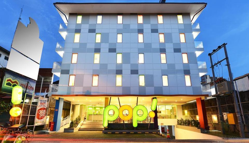 POP! Hotel Malioboro Jogja - Eksterior