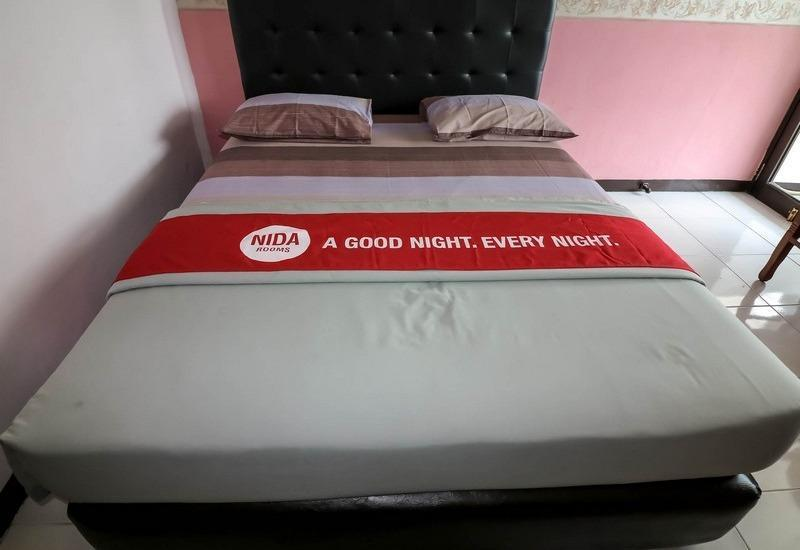 NIDA Rooms Ciawi Pakuan Istana - Double Room Double Occupancy NIDA Fantastic Promo