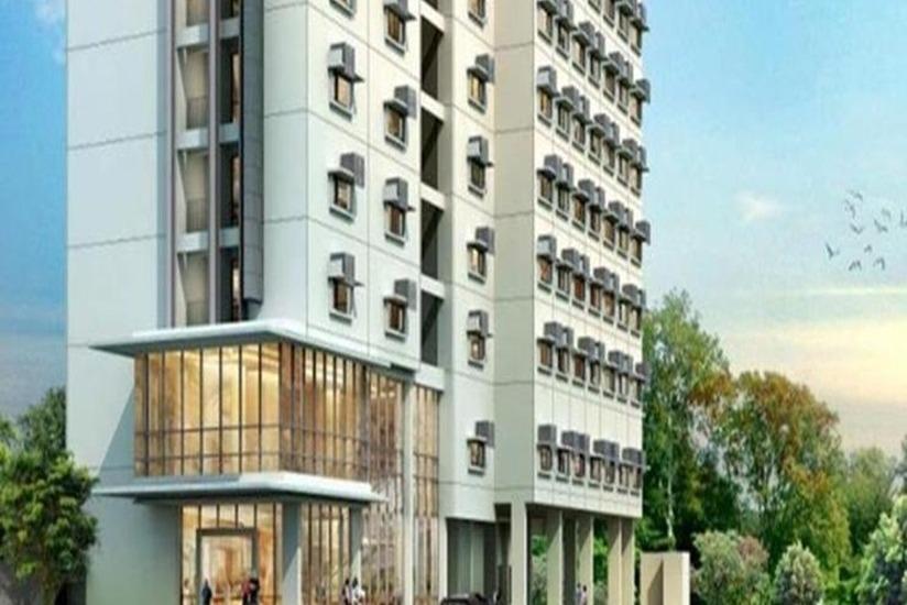 Whiz Prime Balikpapan - Tampilan Luar Hotel