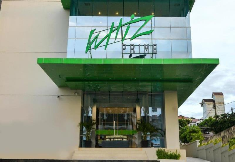 Whiz Prime Balikpapan - Exterior