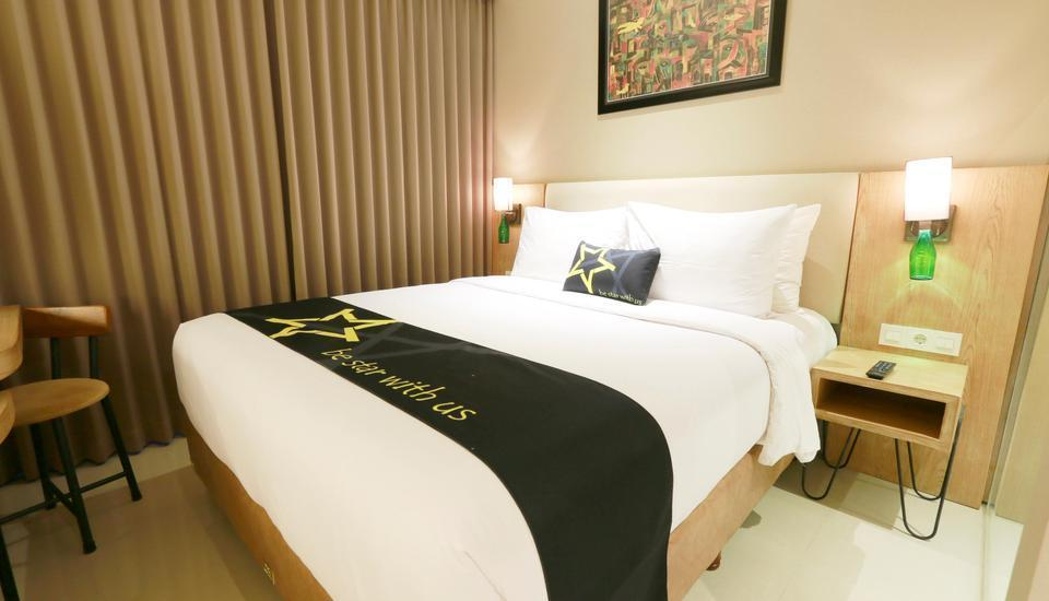 Yellow Star Gejayan Hotel Yogyakarta - Star Sleep