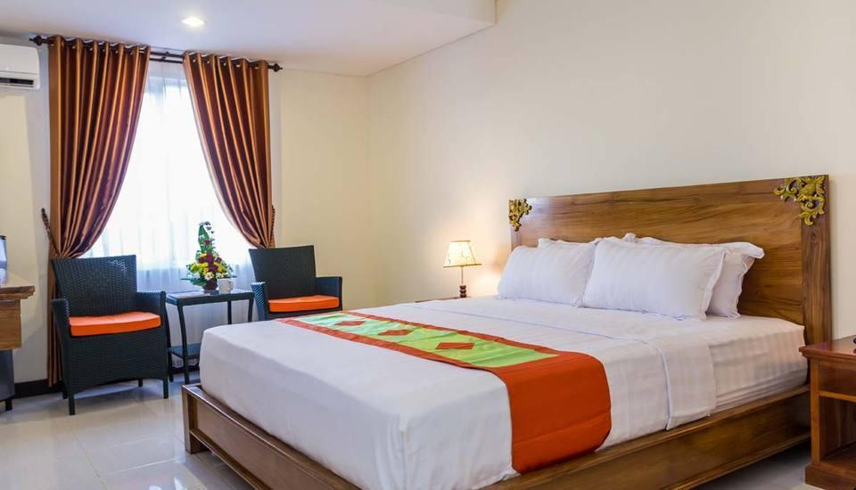 Mahatma Residence Bali - Superior Room with Breakfast Stay 3 get 52