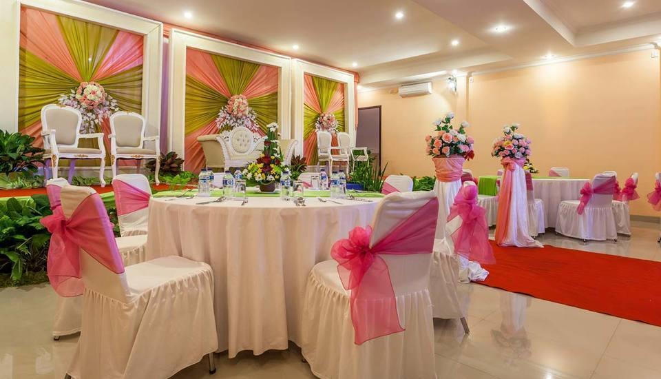 Mahatma Residence Bali - Ballroom