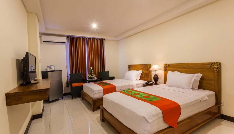 Mahatma Residence Bali - Kamar tamu