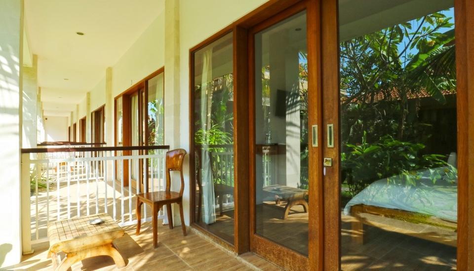 D'uma Residence Hotel Bali - Balcony