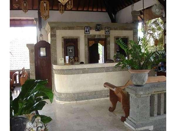 Tamu Kami Hotel Bali - Lobi