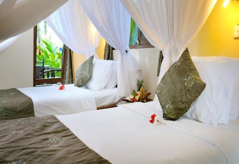 Coral View Villas Bali - Kamar tamu