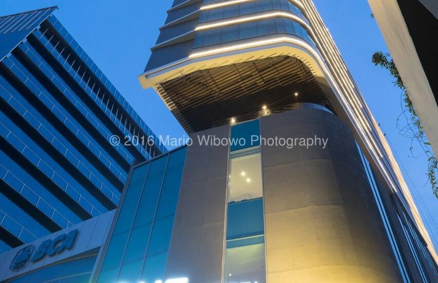 AONE Hotel Jakarta - Extereior