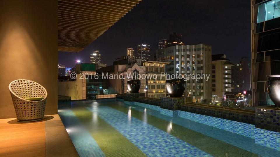 AONE Hotel Jakarta - swimming pool