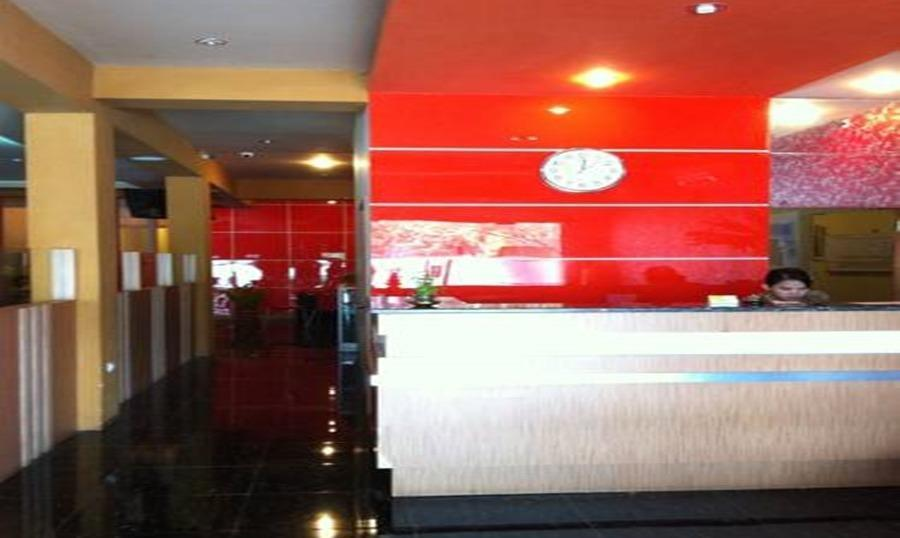 Hotel Paradiso Makassar - Resepsionis