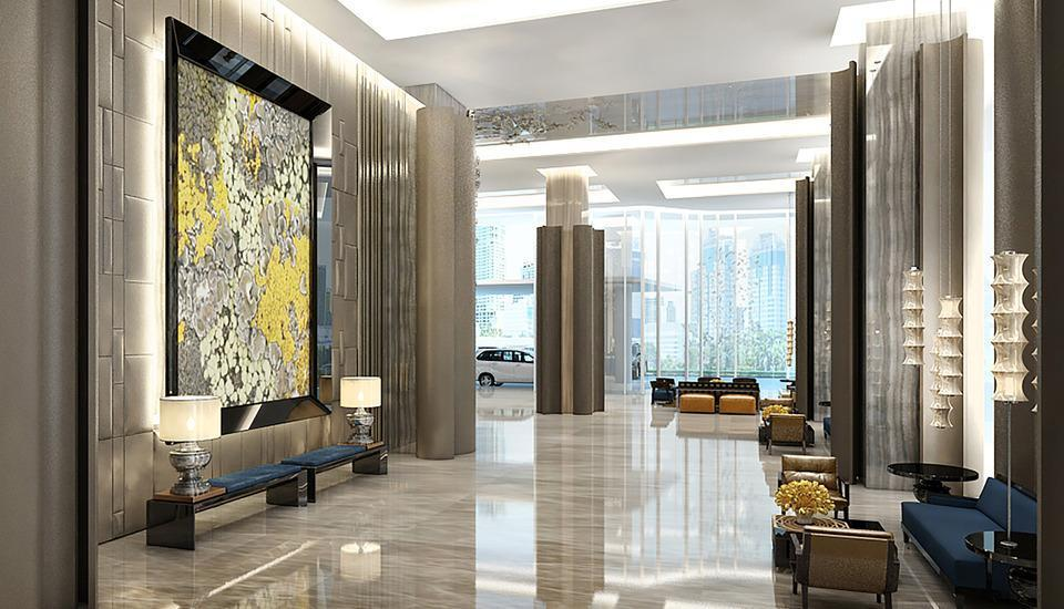 JHL Solitaire Gading Serpong a D Varee Collection South Tangerang - Lobby
