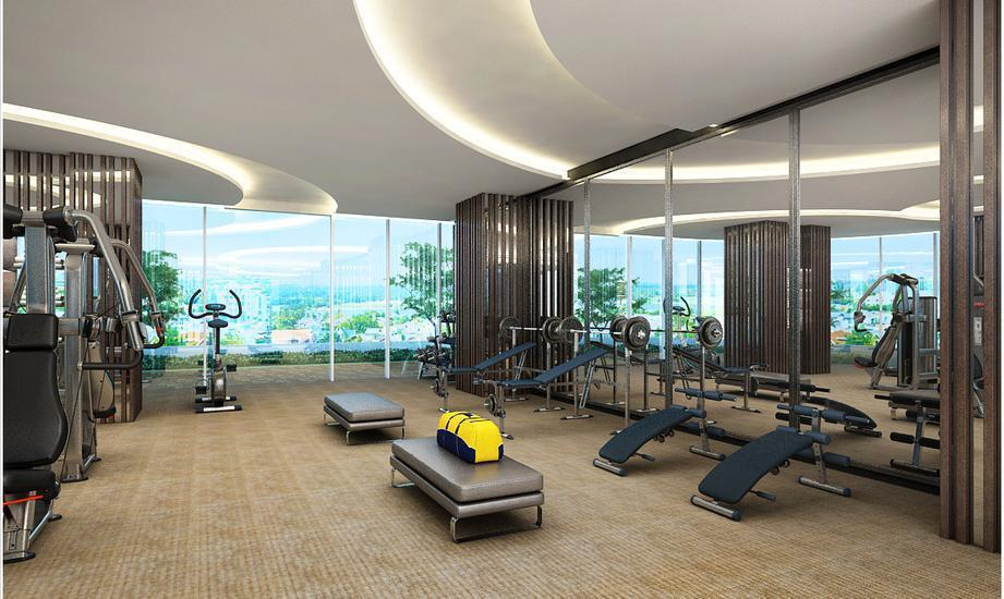 JHL Solitaire Gading Serpong a D Varee Collection South Tangerang - Fitness Centre