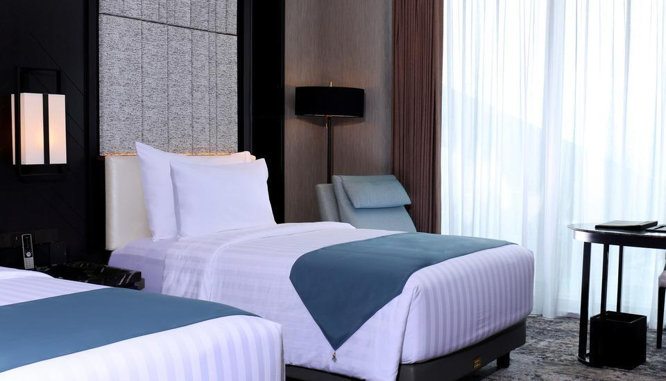 JHL Solitaire Gading Serpong a D Varee Collection South Tangerang - Premier Room Breakfast Last Minute Deal