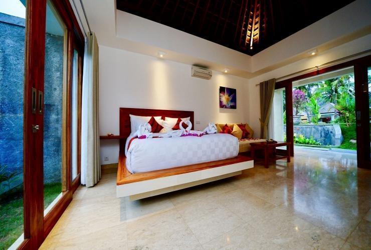 Jivana Resort Lombok - Deluxe Side