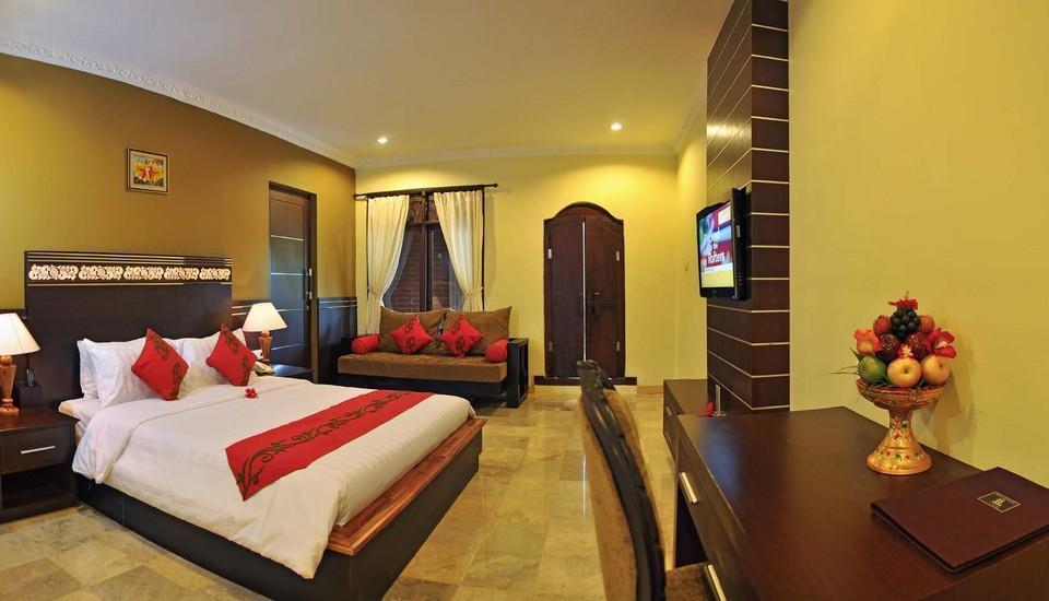 Puri Dewa Bharata Hotel & Villas Bali -  Kamar