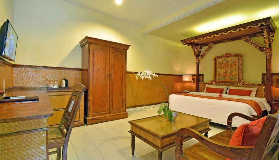 Puri Dewa Bharata Hotel & Villas Bali - Deluxe Room