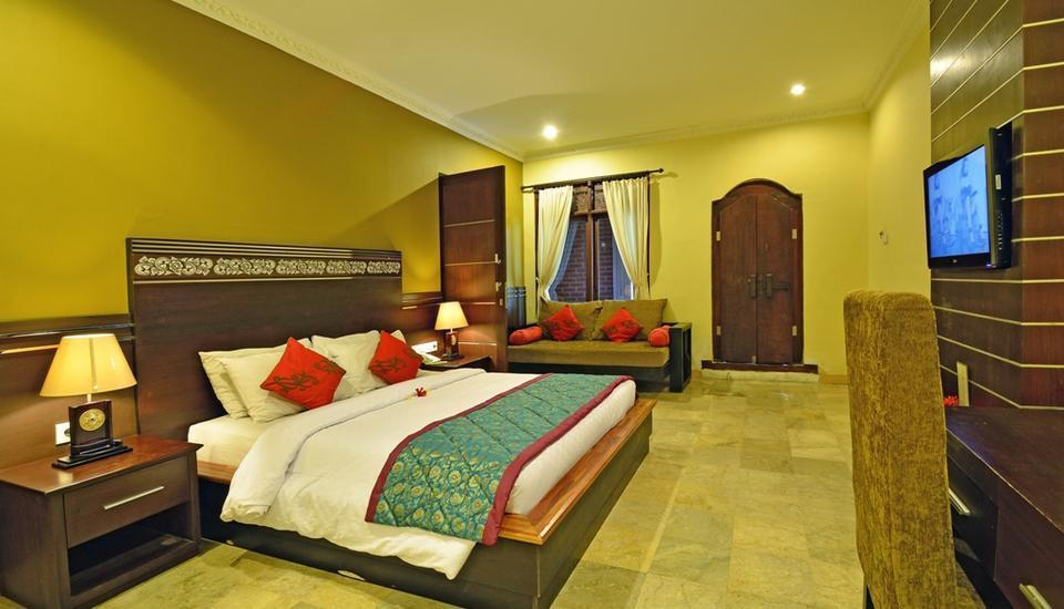 Puri Dewa Bharata Hotel & Villas Bali - Super Deluxe Minimum Stay 3 Nights 64% OFF
